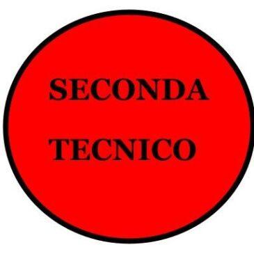 Classi SECONDE TECNICO