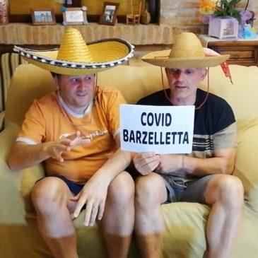 6 GIORNI DA CAMPIONI: GIORNO 4 – COVID BARZELLETTA