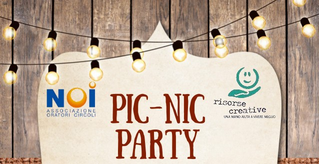 1 agosto 2021: PIC NIC party