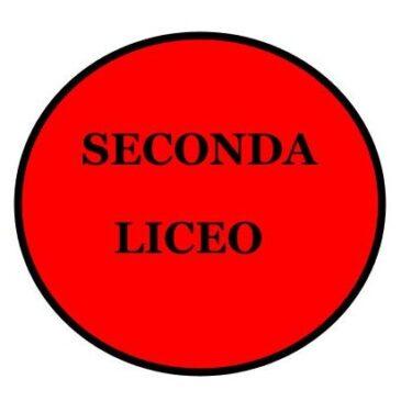 Classi SECONDE LICEO