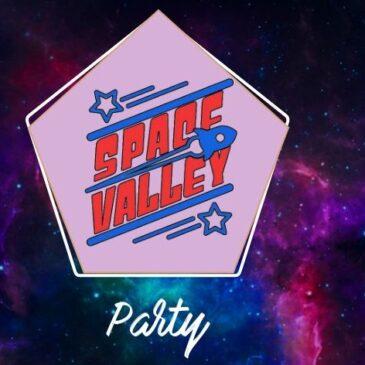 22 Agosto: Space Valley